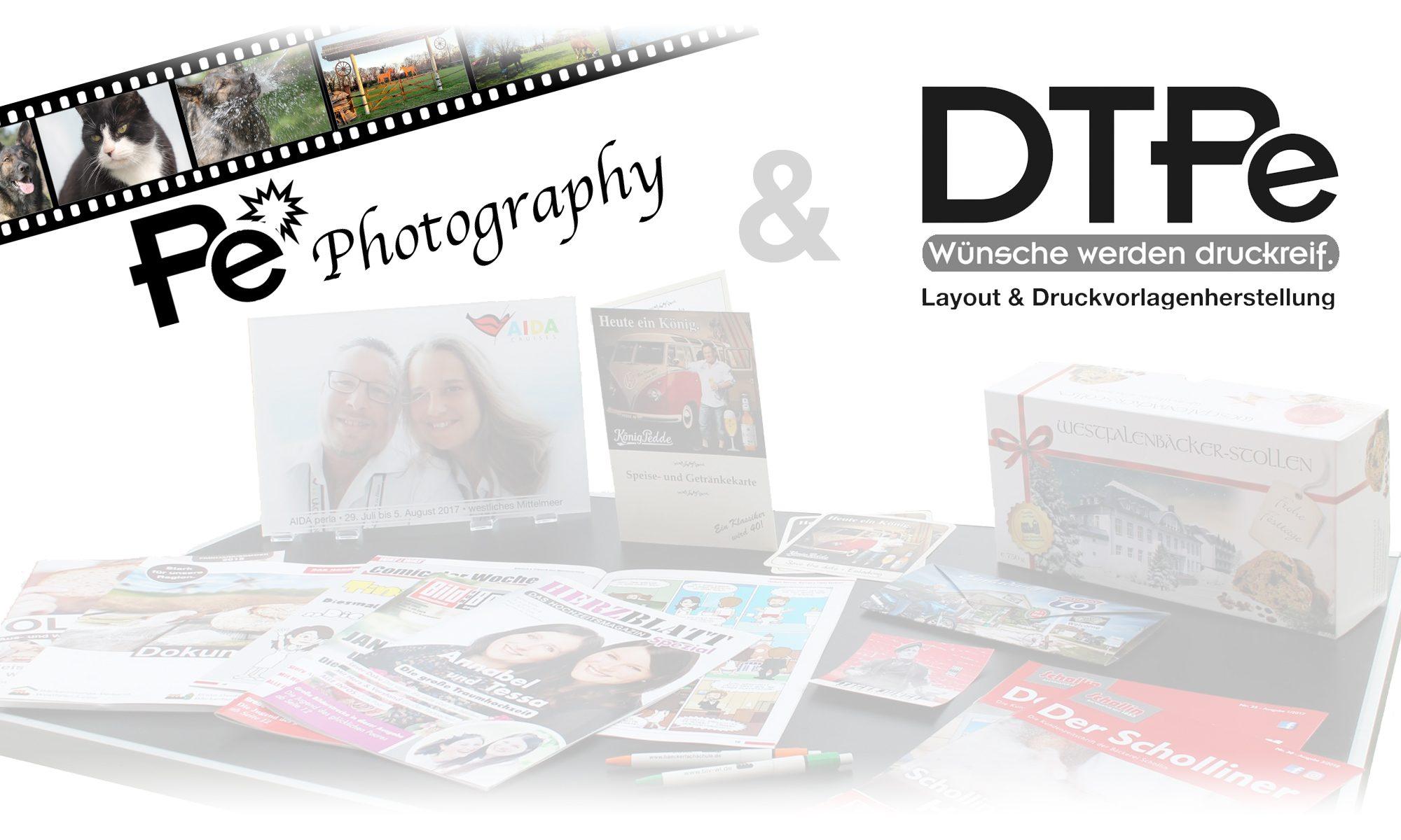 Broschüren • Bücher • Werbemittel Banner • Motivgeschenke • Karten